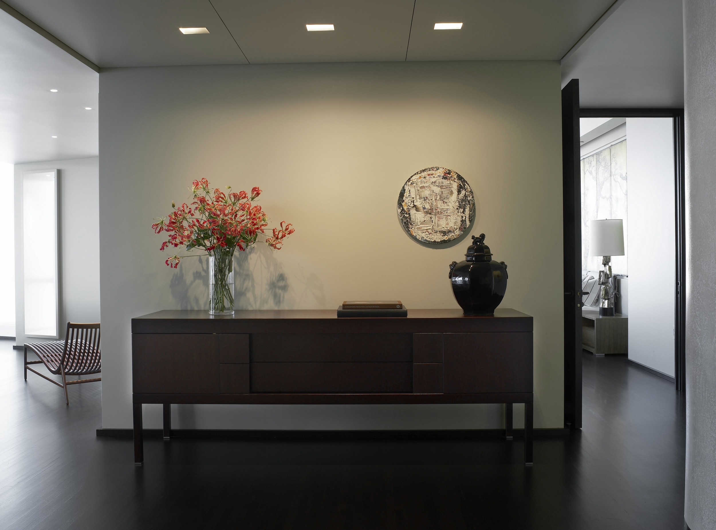 Chambers Apartment Foyer Credenza