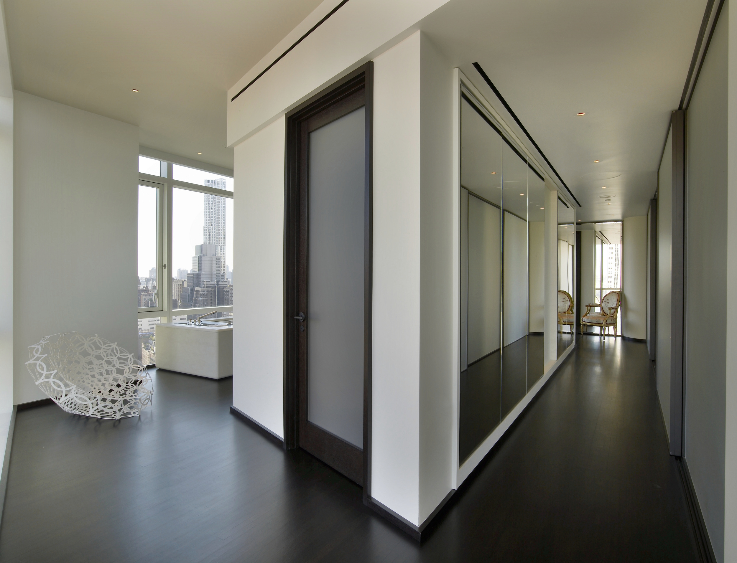 Chambers Apartment Hallway
