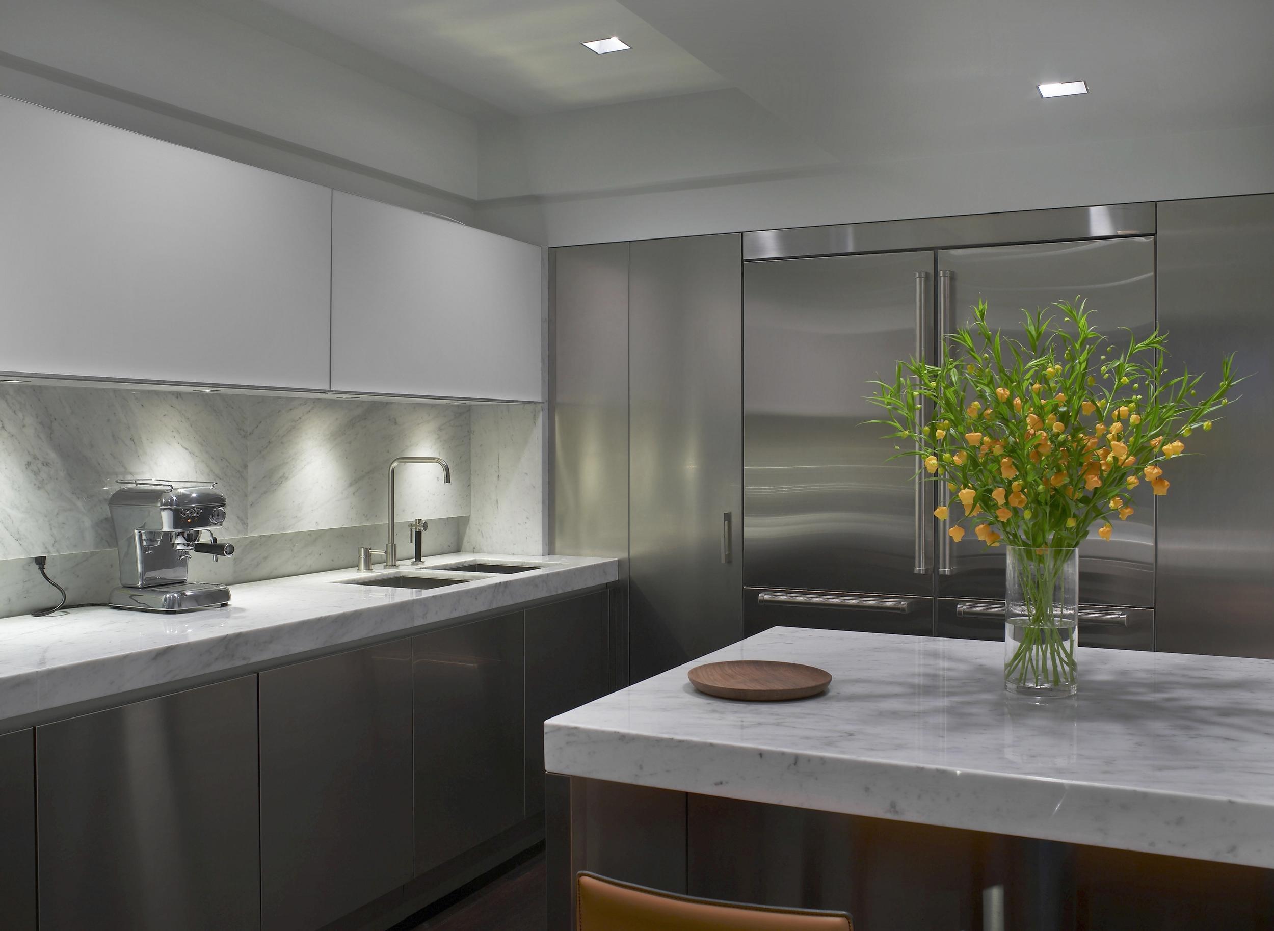 Chambers Apartment Kitchen