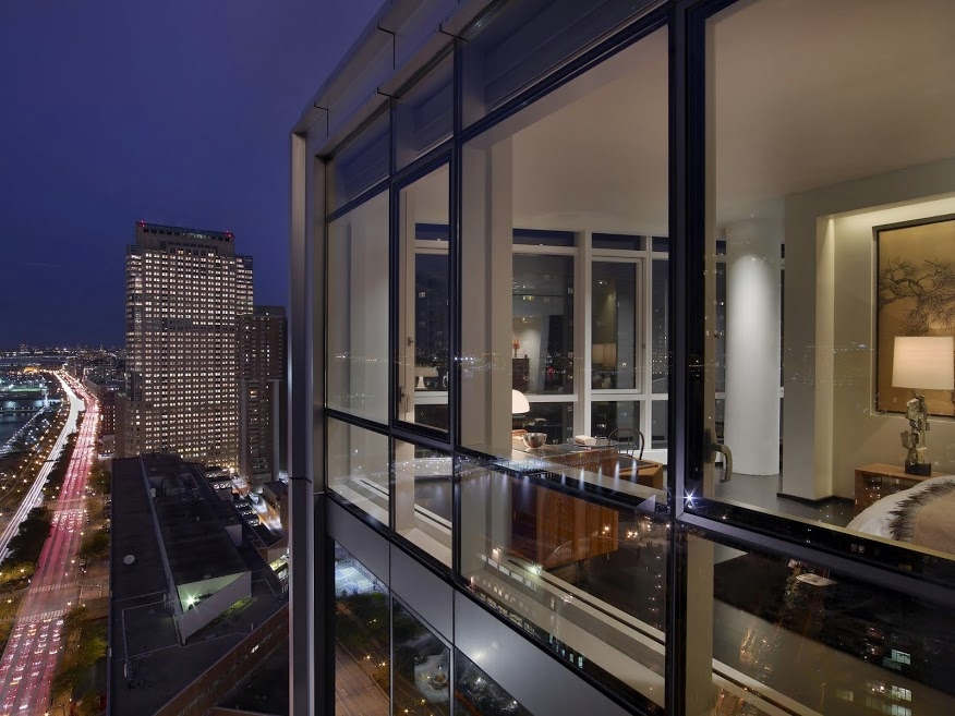 Chambers Apartment Exterior Bedroom Windows