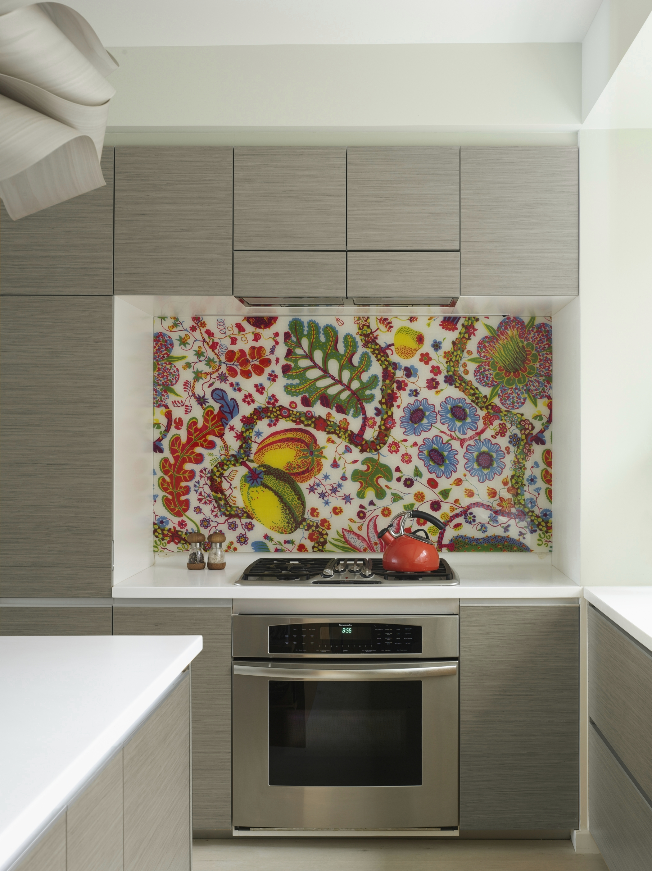 Bohemian Apartment Kitchen