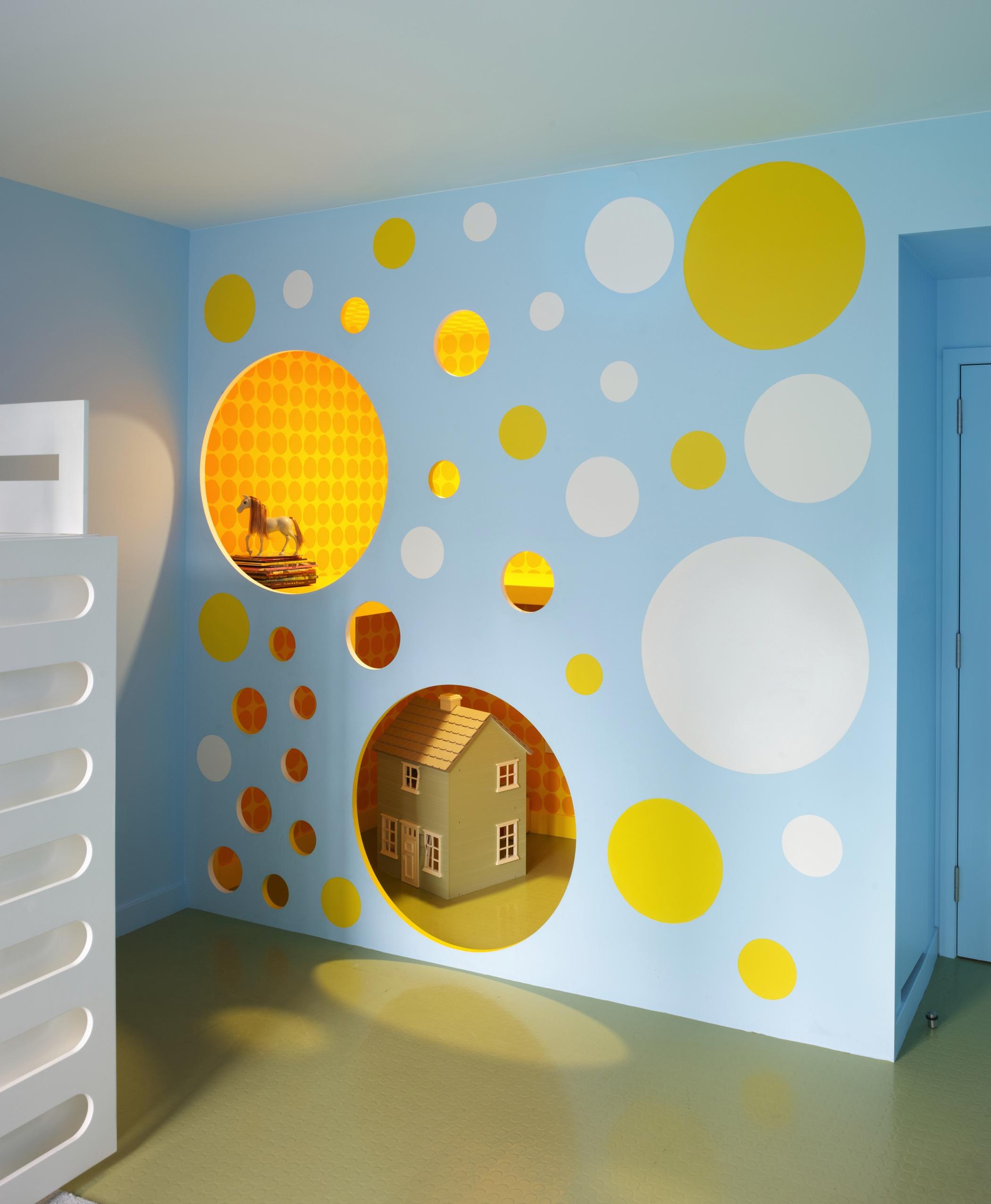 Bohemian Apartment Girls Bedroom Playhouse