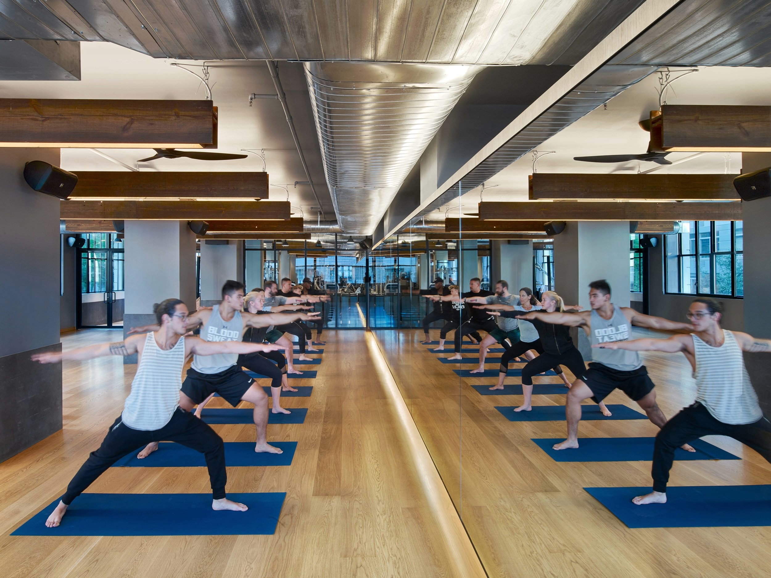 Equinox Dumbo Yoga Studio