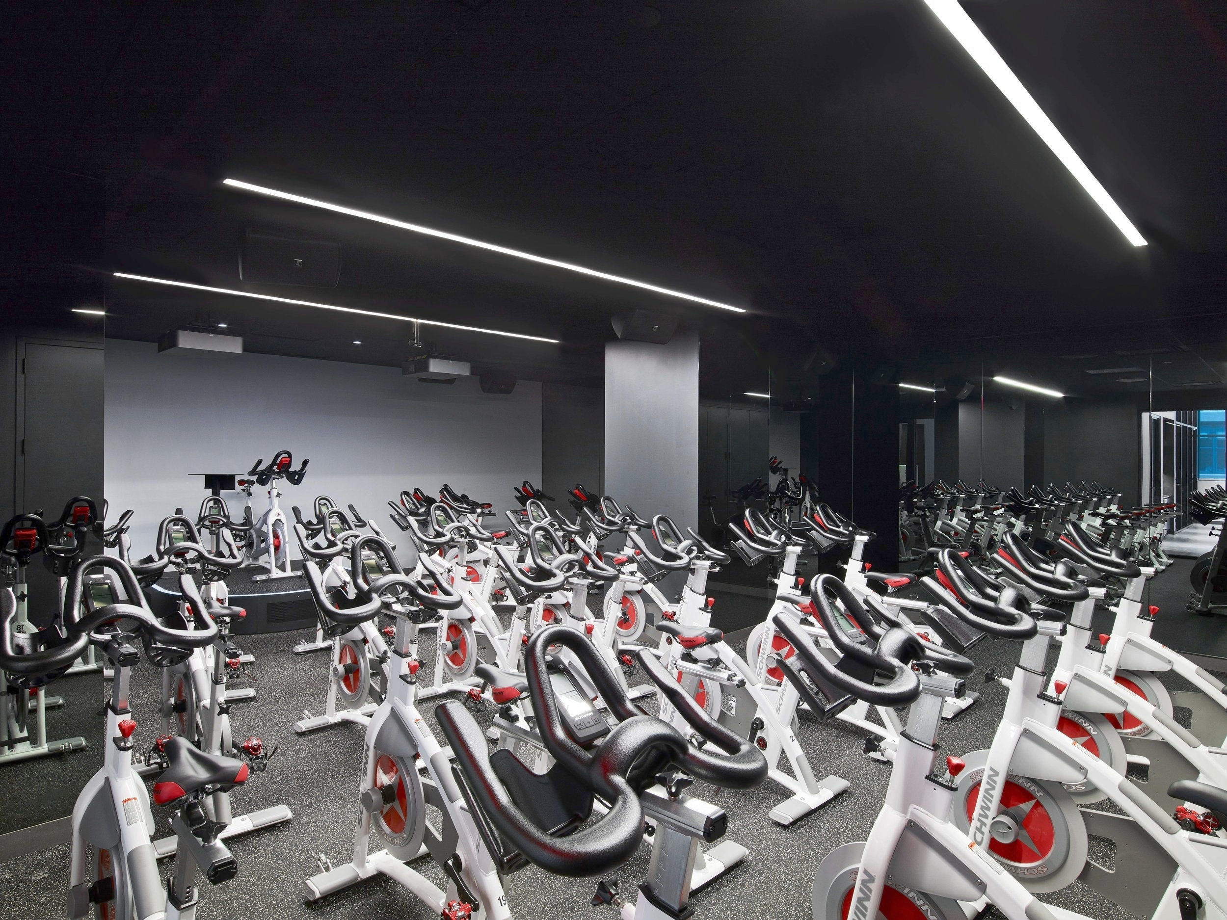 Equinox Dumbo Cycling Studio