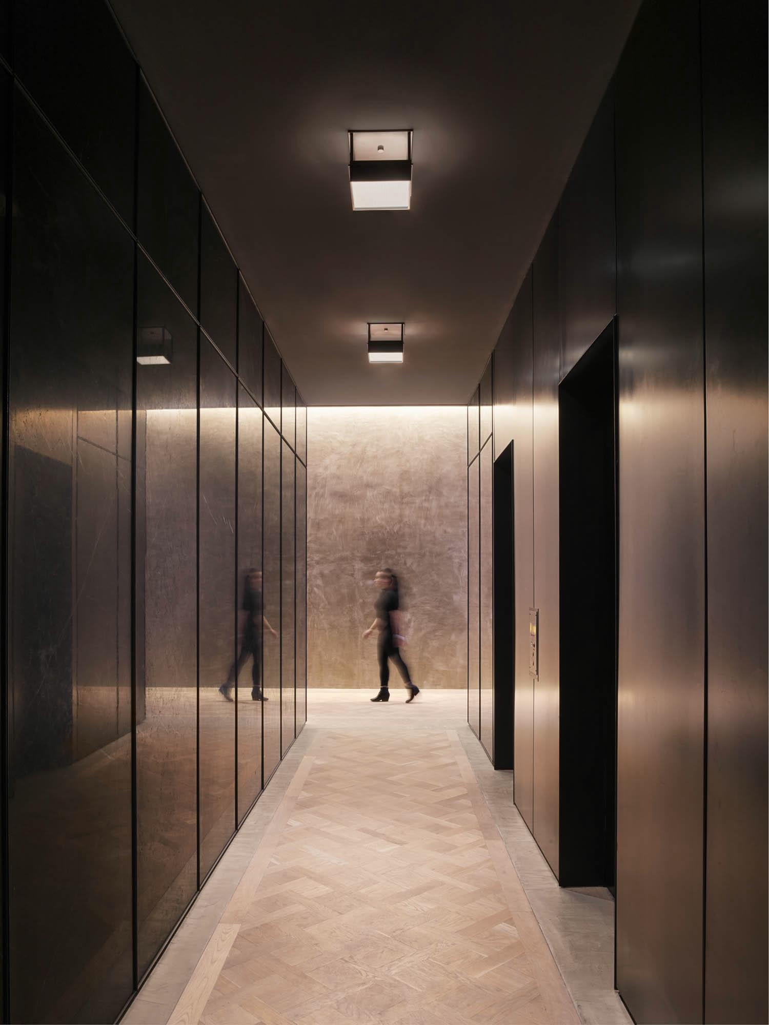 The Sutton Condominium Elevator Lobby