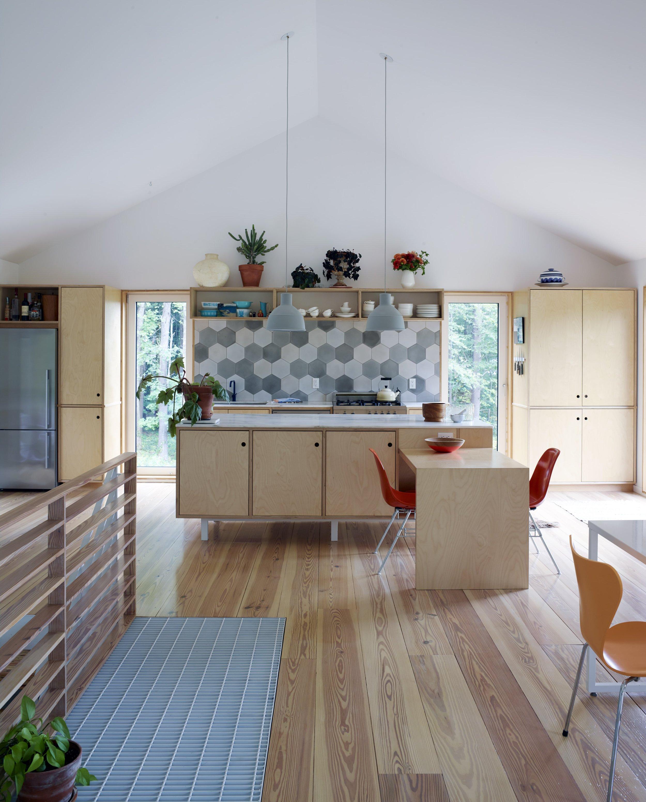 Overlook House Kitchen