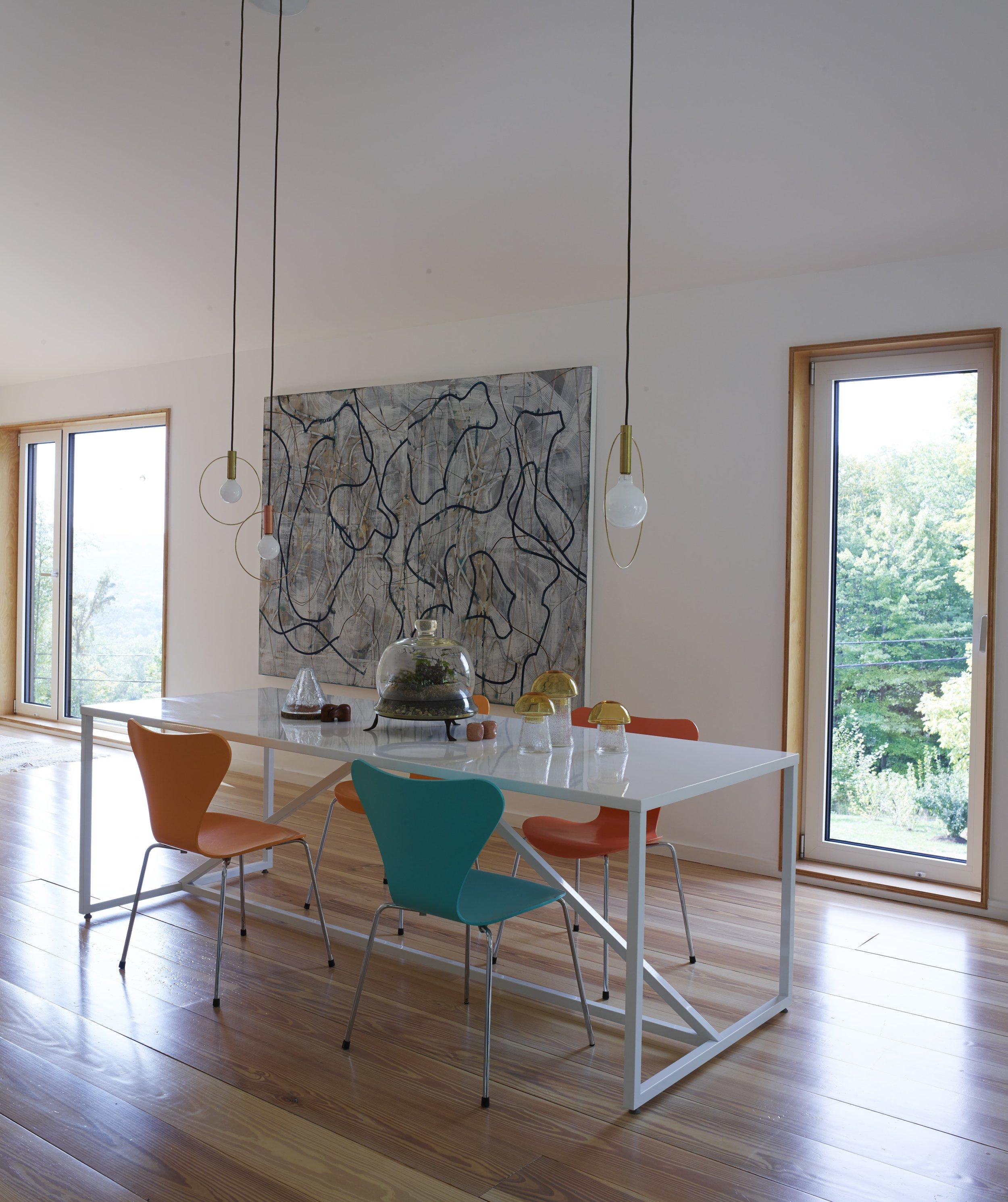 Overlook House Kitchen Table
