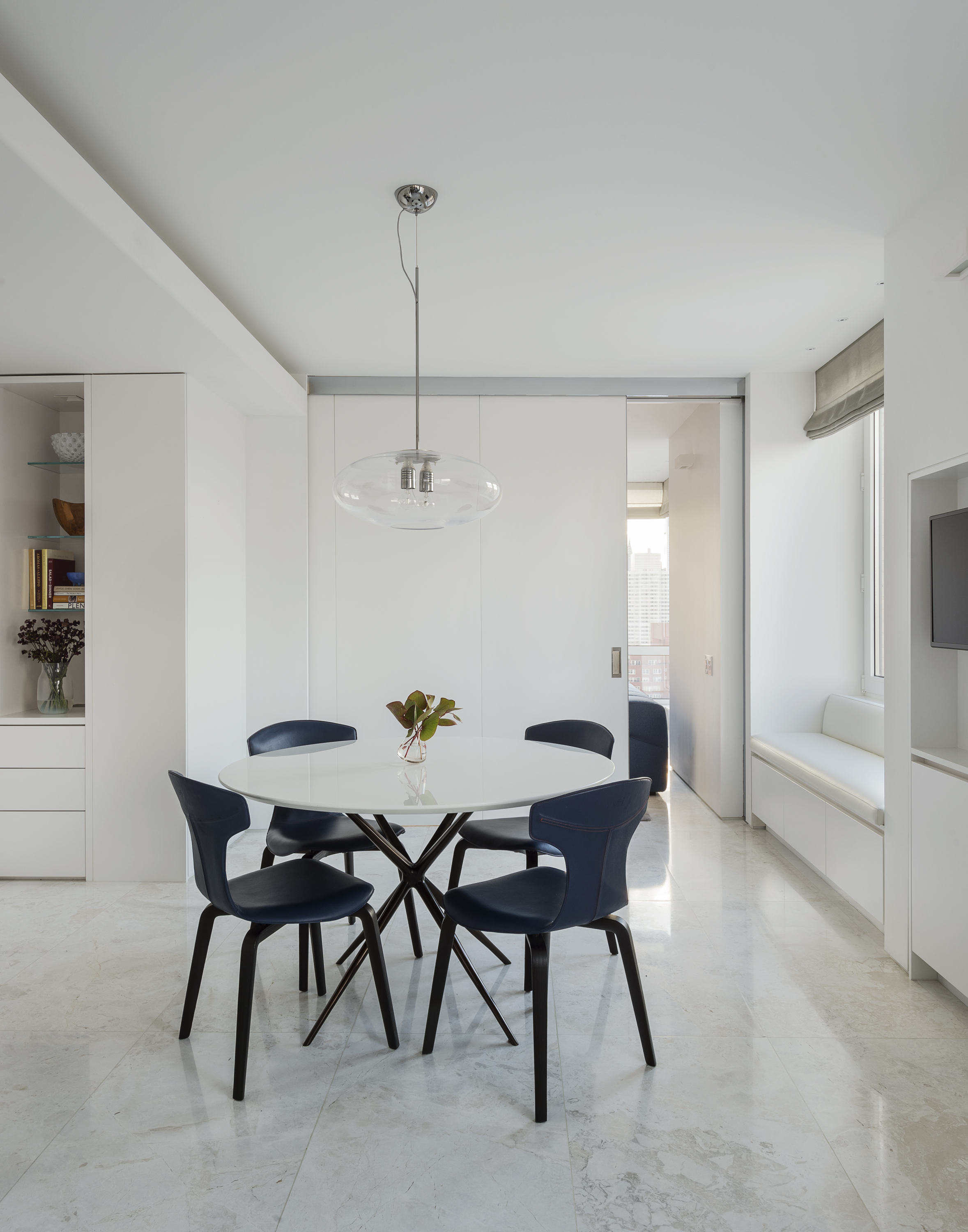East 77th Street Kitchen Table