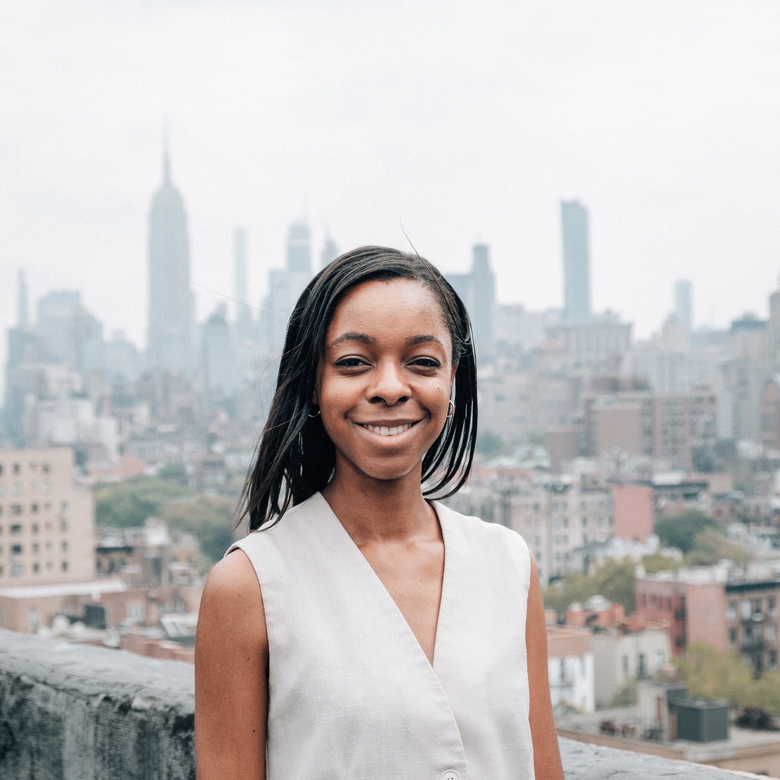 Joselyn Dontfraid - Designerjdontfraid@inc.nycJoselyn Dontfraid is a Designer at INC. In 2018, she graduated with a Bachelor of Fine Art in Interior Design, while minoring in Architectural History, from Savannah College of Art and Design (SCAD). While at SCAD, she studied abroad in Hong Kong, expanding her knowledge of culture and design. Originally from Florida, Joselyn moved to New York City to embark on her creative career. Her design goal is to create experiences that can positively affect the user. Her interest in multiple aspects of art and design, including graphics, photography, and fashion, mold her into the designer she is.