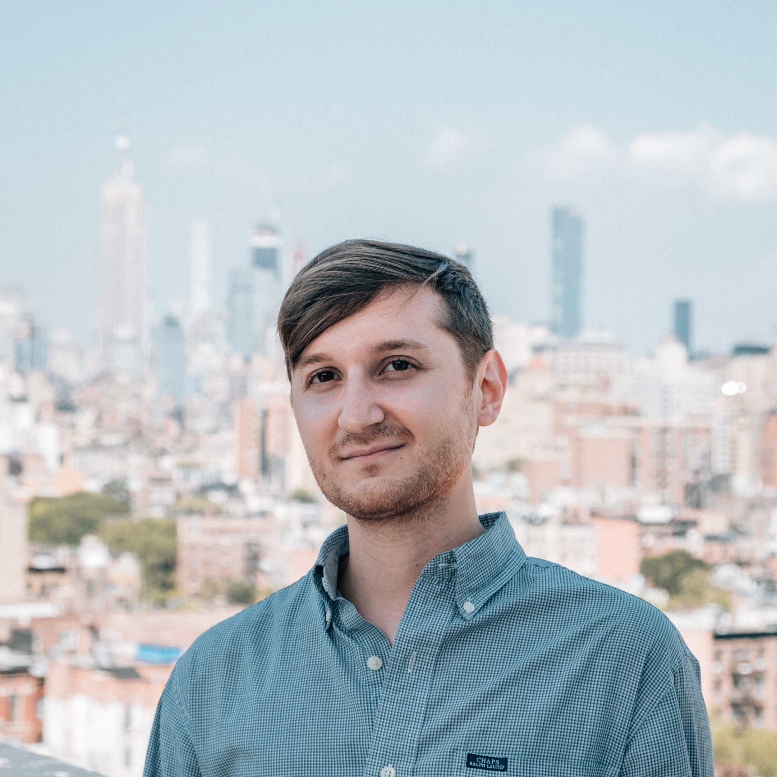 Joey Giampietro - Architectural Designerjgiampietro@inc.nycJoey Giampietro originally from Youngstown, Ohio, is a graduate of the University of Pennsylvania, where he obtained a Master of Architecture degree and a certificate in Emerging Design and Research. Since then he has led several projects of varying scale and program through all phases. In addition to his work on architectural projects, he teaches visualization courses at Pratt Institute and lately has been working on a research project about acoustics; specifically, the resonance properties in various materials and their experiential effects while in a particular space. When he isn't doing any of those things he enjoys going to live shows and restaurants around the city.