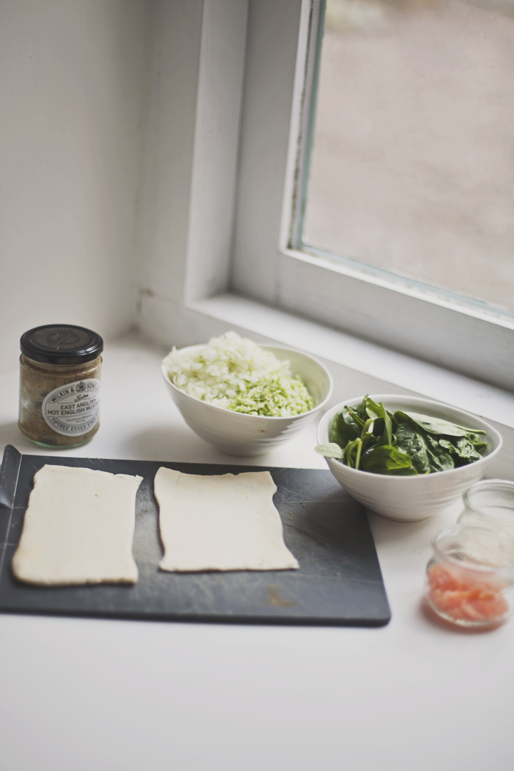 easy english pasty pastry recipe with salmon tartlet 1