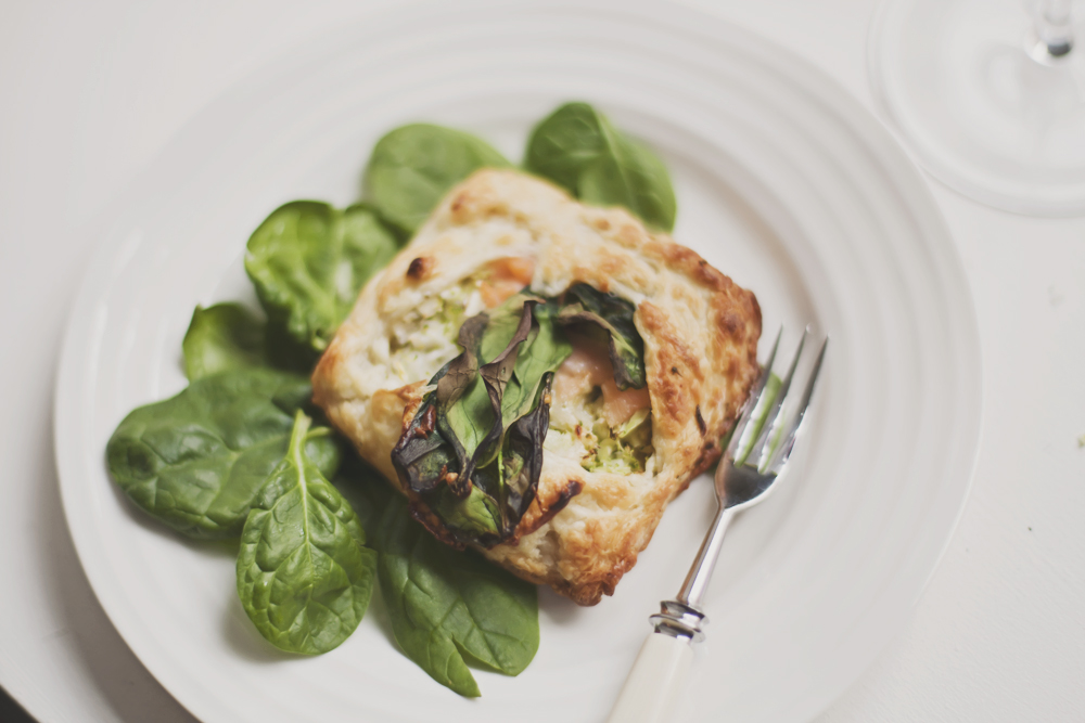 easy english pasty pastry recipe with salmon tartlet 18