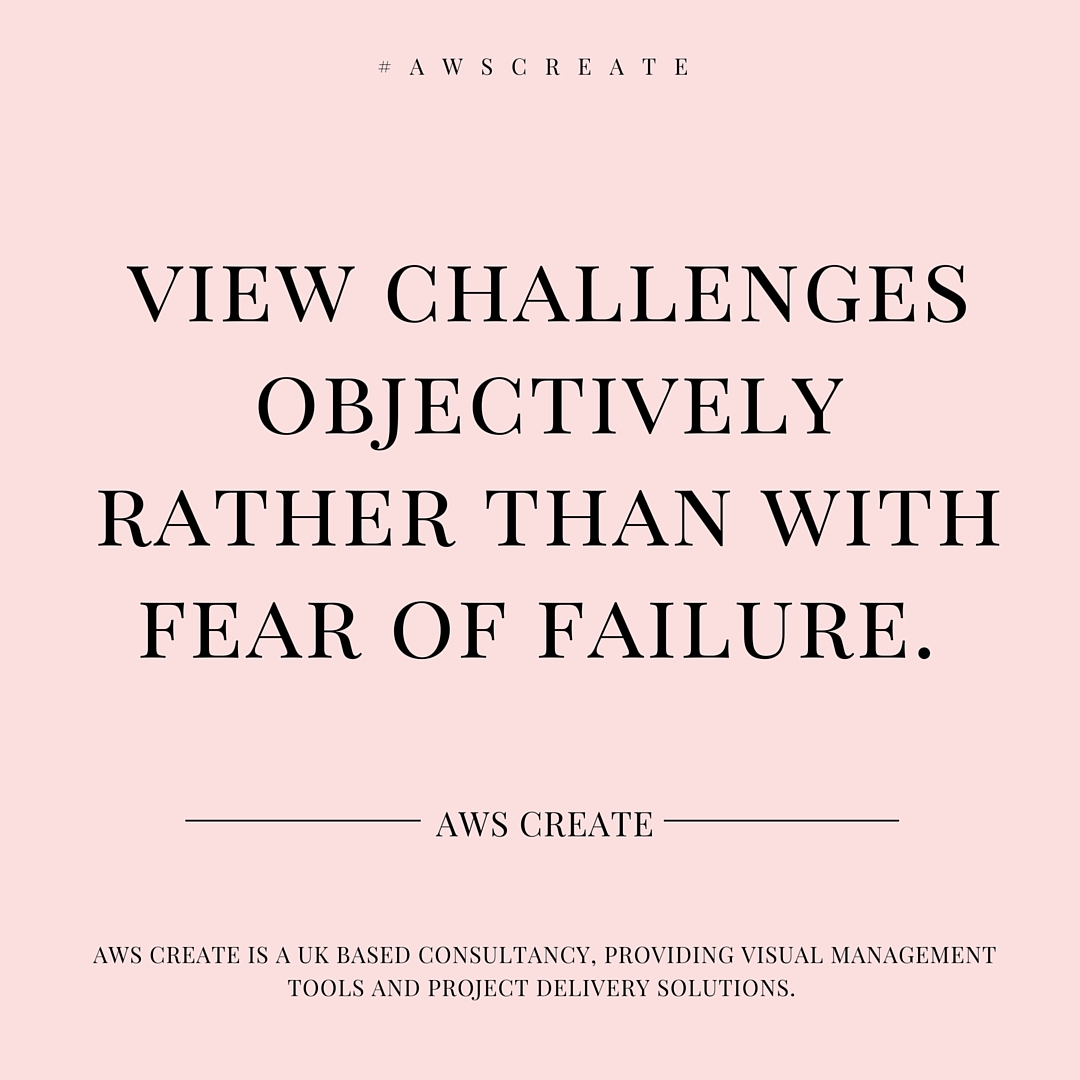 view challenges objectively