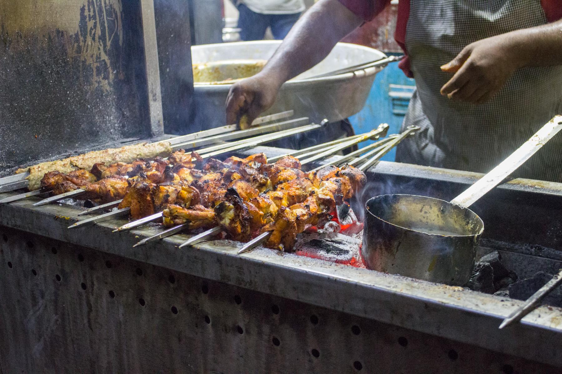 Chicken Barra at Delhi Zaika