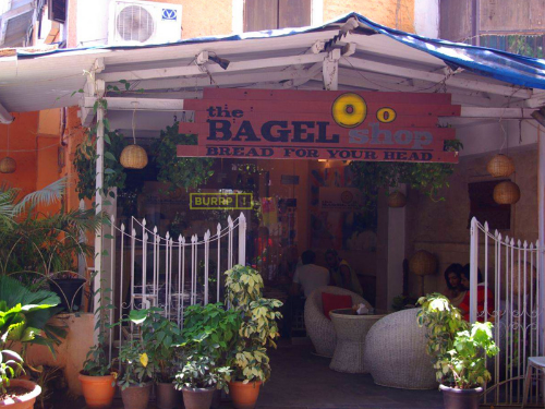 The Bagel Shop                                                                                (Image Courtesy : Burrp)