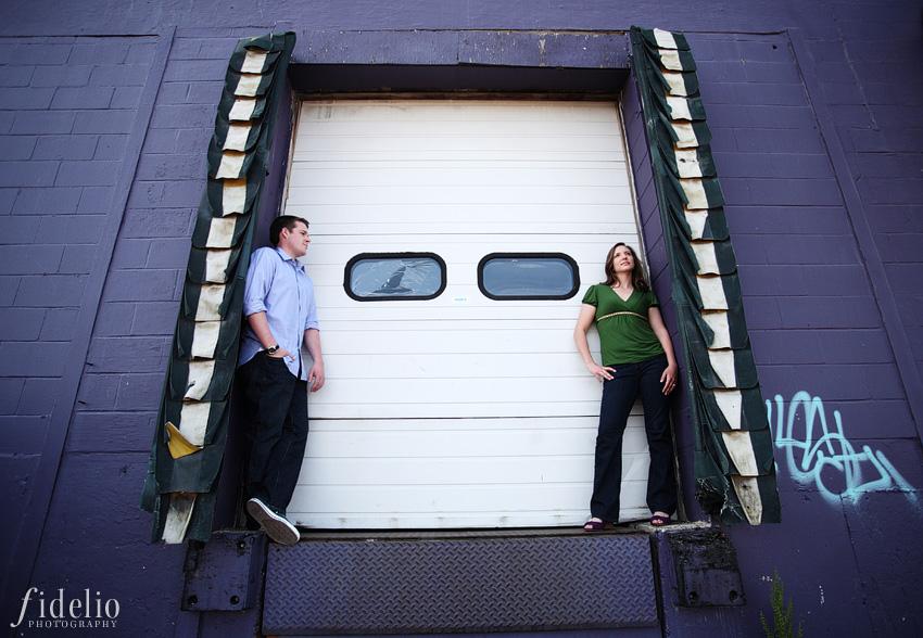 Bryan and Megan