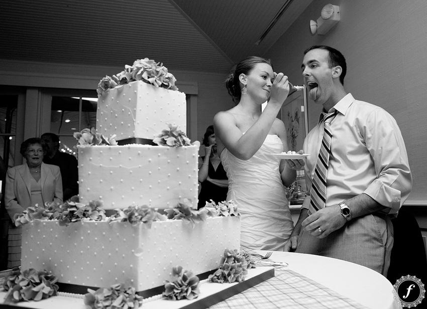 Andy & Serena Cake