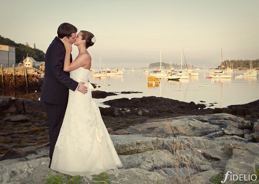 wedding - Tenants Harbor, Maine