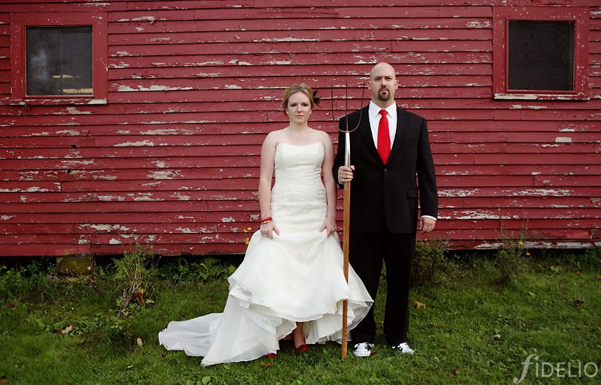 american gothic - Maine Weddings