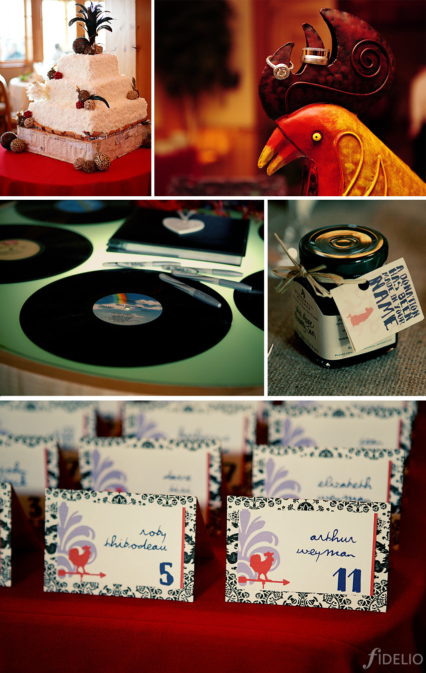 awesome wedding details
