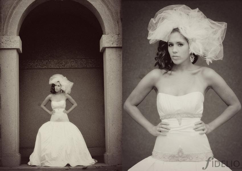 bridal fashion photos