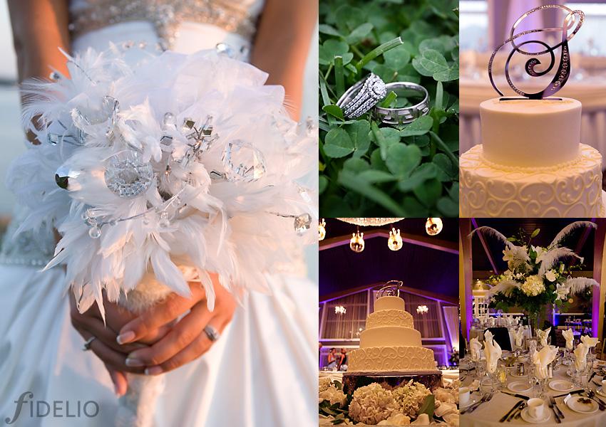 wedding details - Danversport, Massachusetts