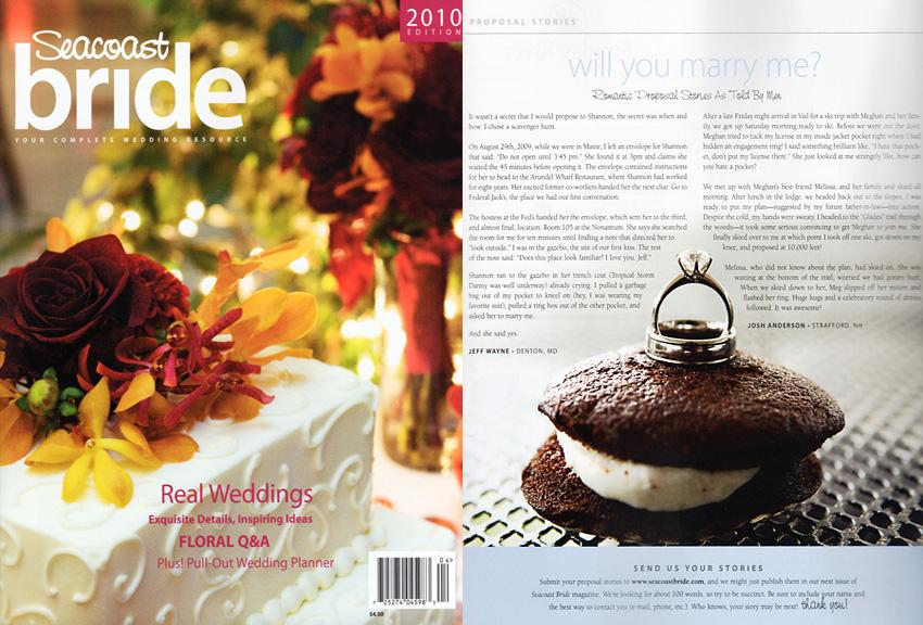 Seacoast Bride Magazine