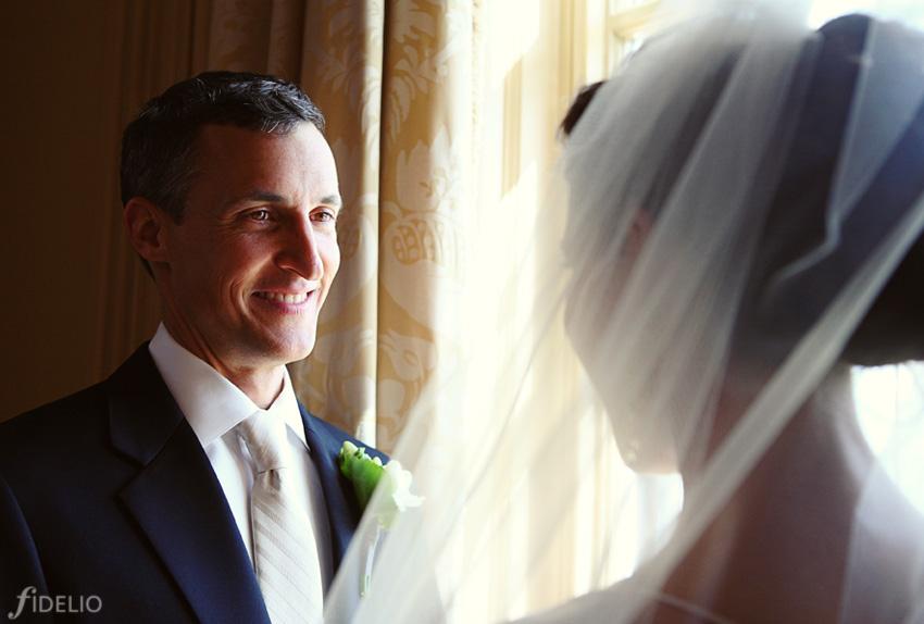 bride & groom love