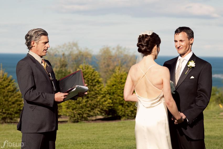chris & vicky wedding ceremony