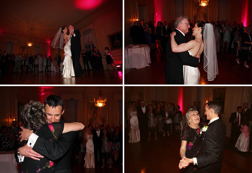 dancing at Crane Estate