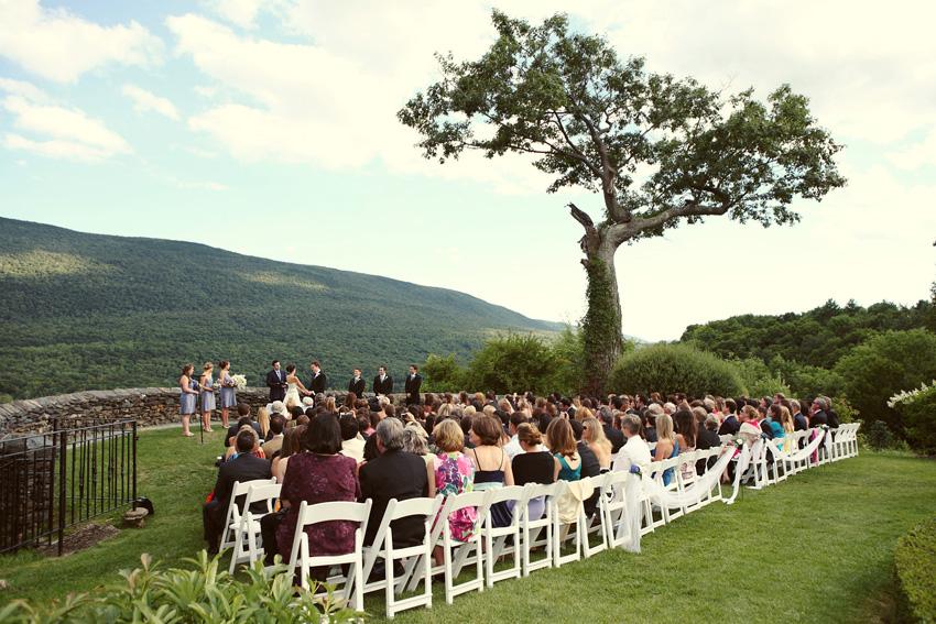 Hildene Wedding - Manchester, Vermont