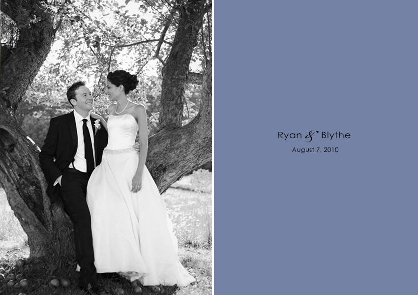 ryan & blythe wedding - Manchester, Vermont
