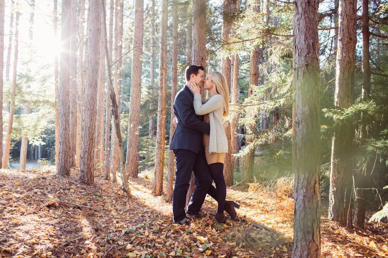 maine engagement photos in kennebunkport