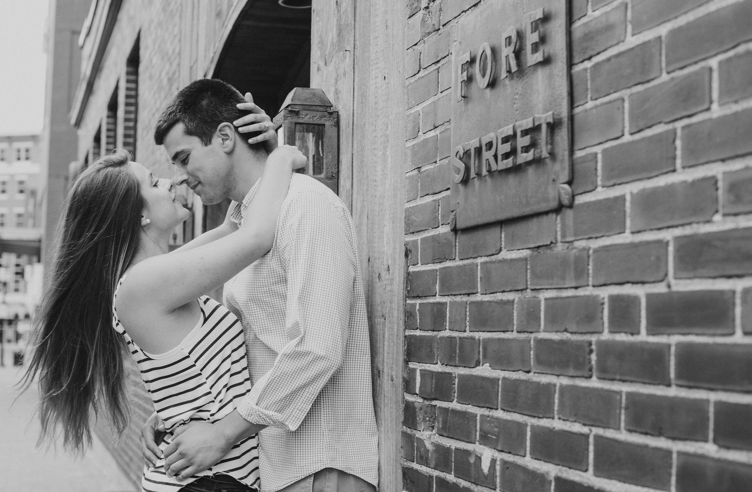 fore street maine engagement