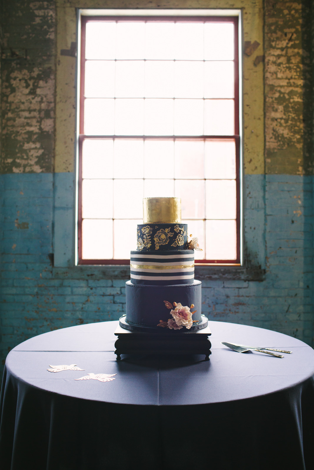 wedding cake by the winery baker in portland maine