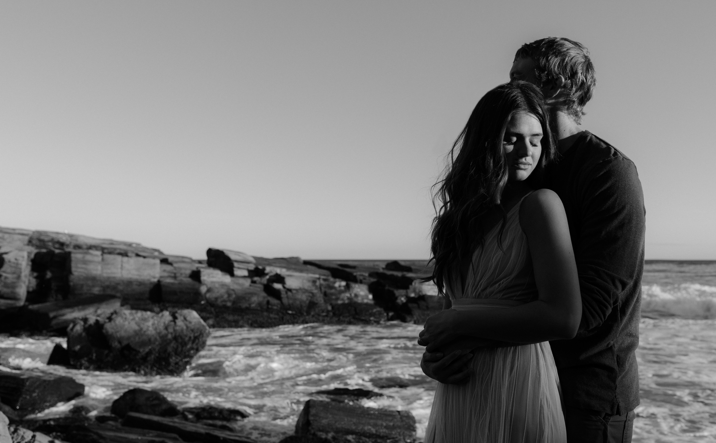 dramatic couples photos