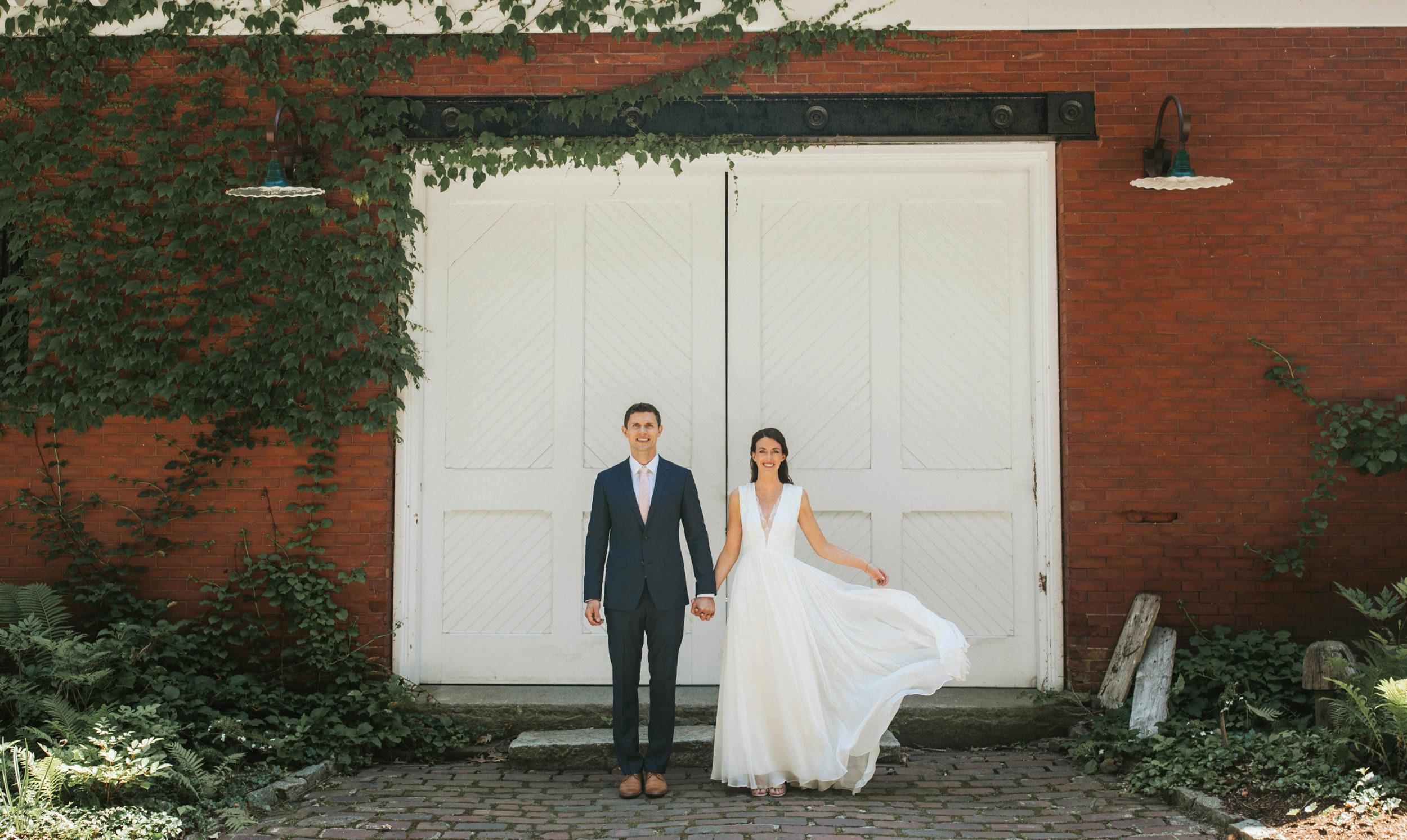Great Diamond Island wedding photography