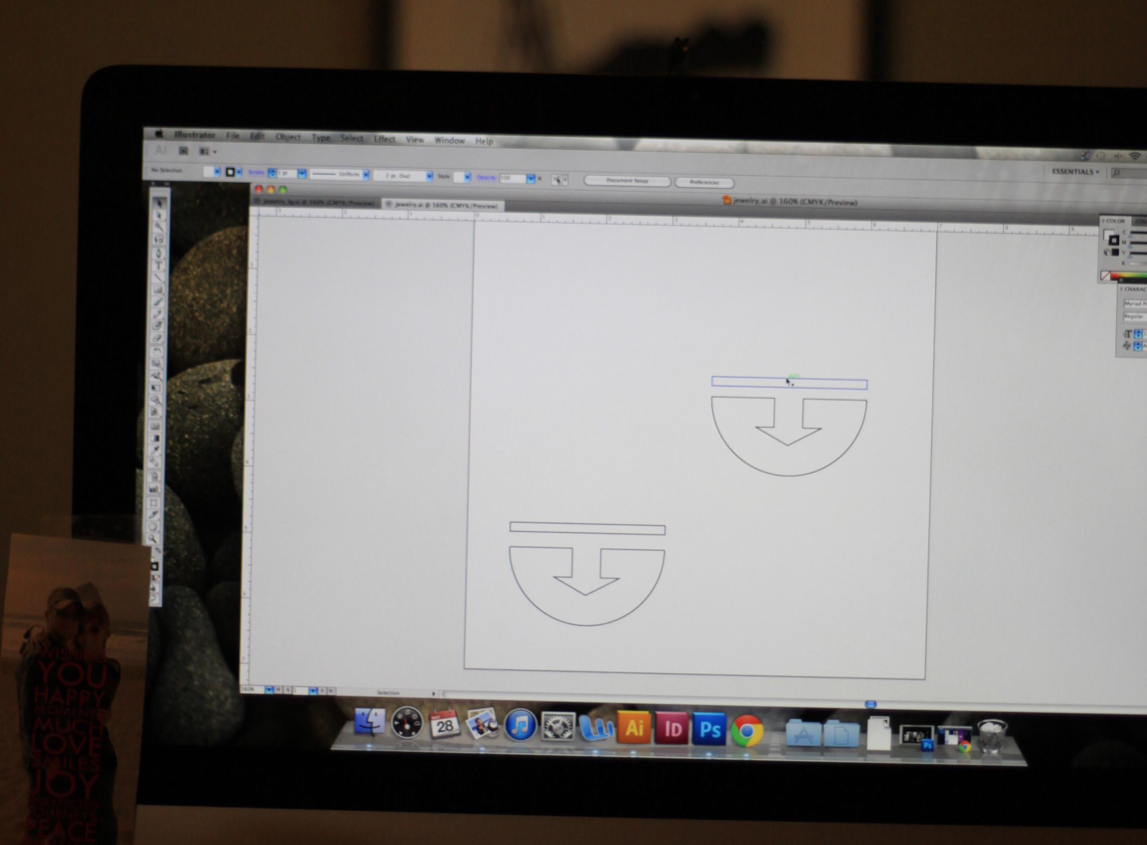 2. Digitization of Sketch