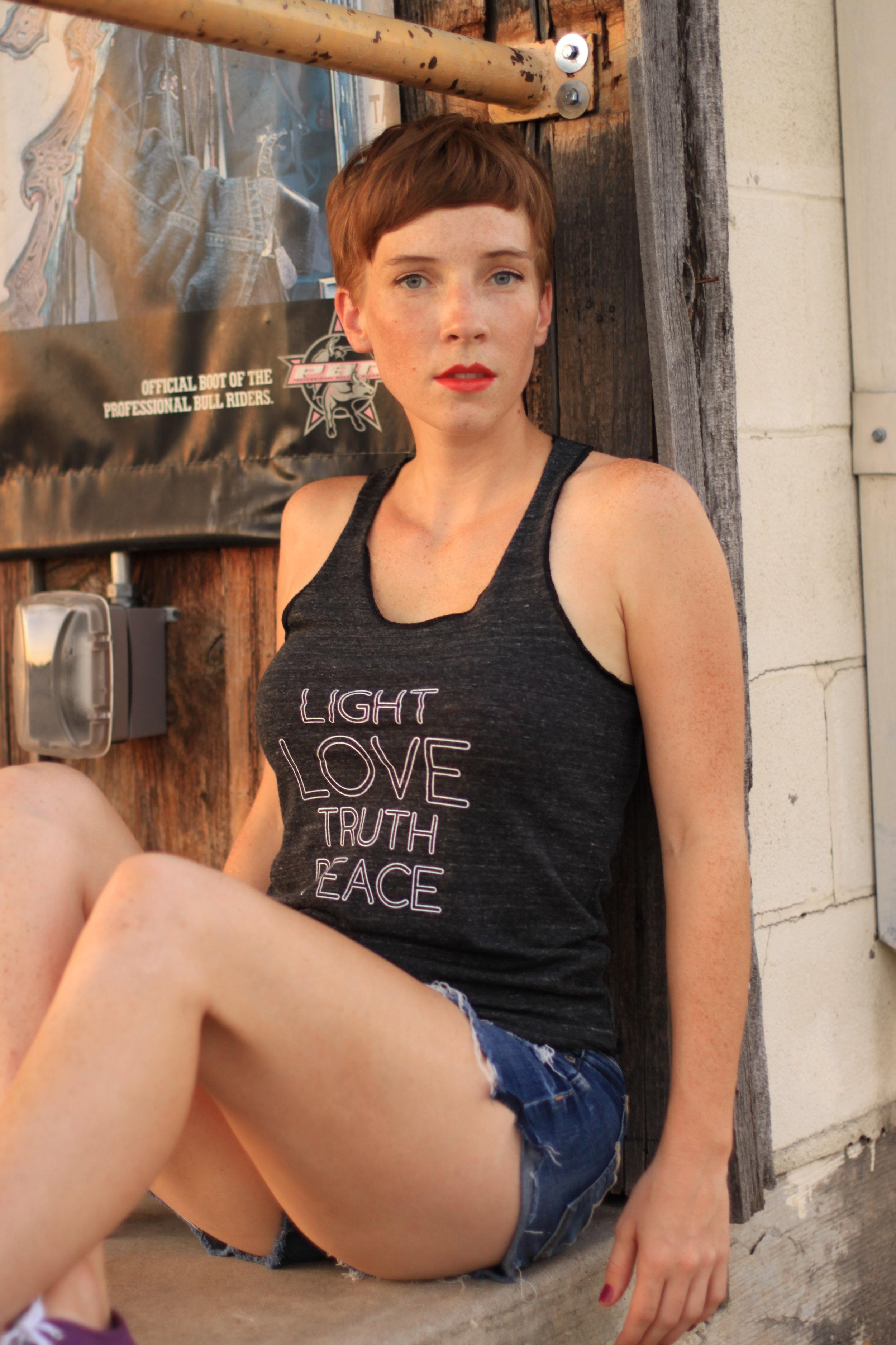 Light Love Truth Peace, East of the Sun