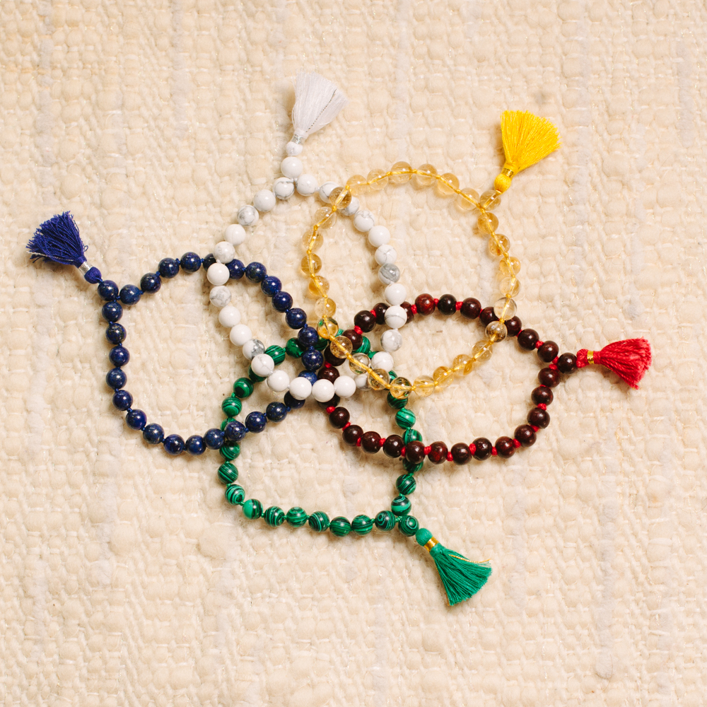 Ringing in the New Year: Stones for Supporting your Resolutions