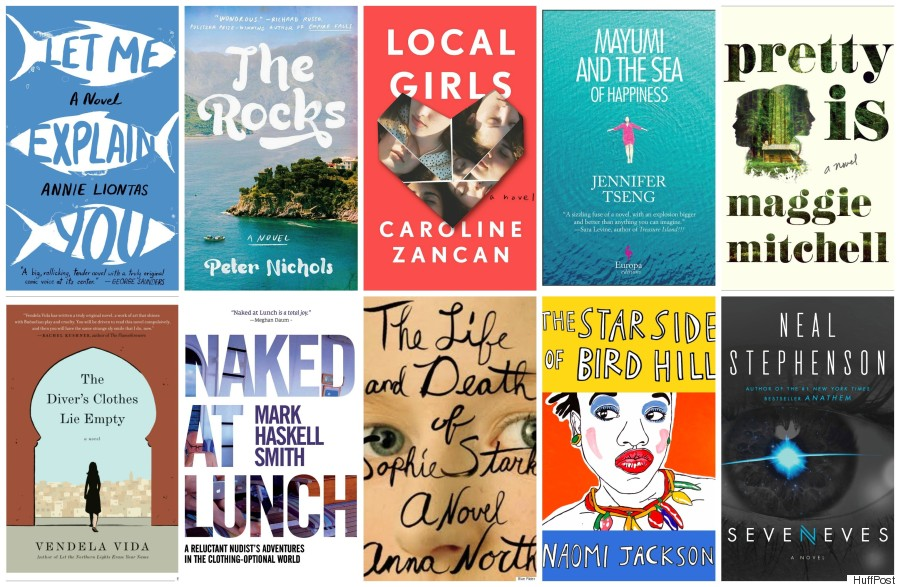 15 Beach Reads To Bask In This Summer