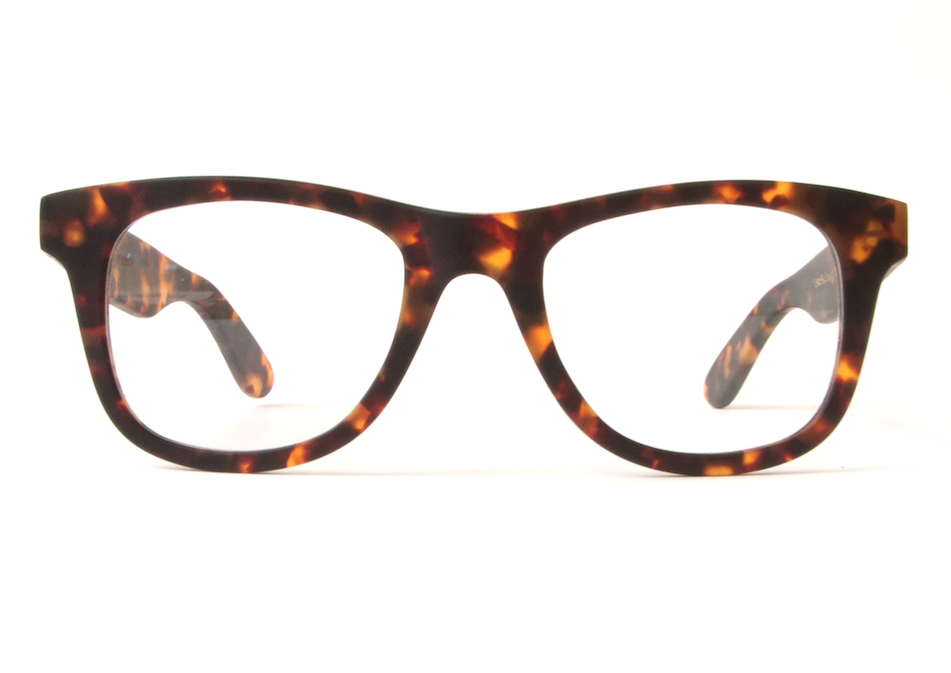 ROBINSON MATTE TORTOISE CLEAR DEMO LENSES   (*)  ALL FRAMES AVAILABLE WITH DEMO LENSES FOR OPTICAL DISPLAY