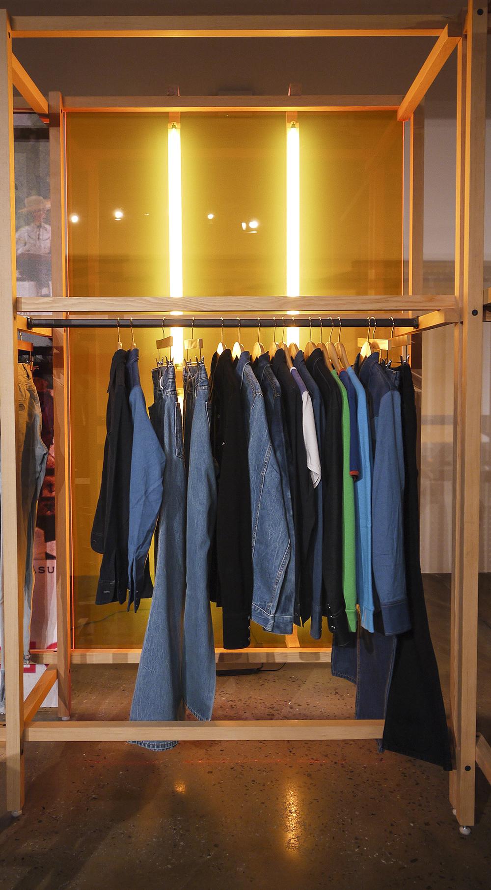 Levi's Vintage Clothing, Orange Tab