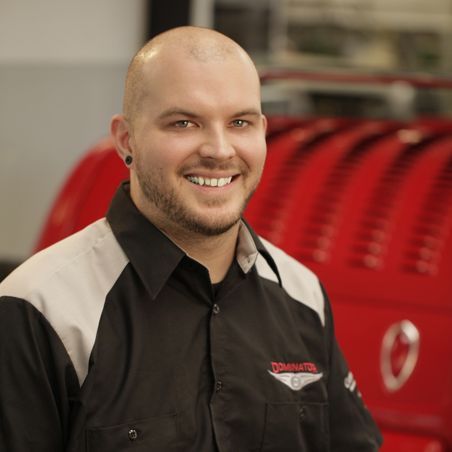 Tyler Jones - Shop Manager and Fabrication