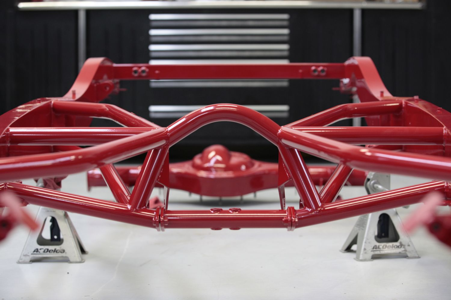Chassis & Suspension -