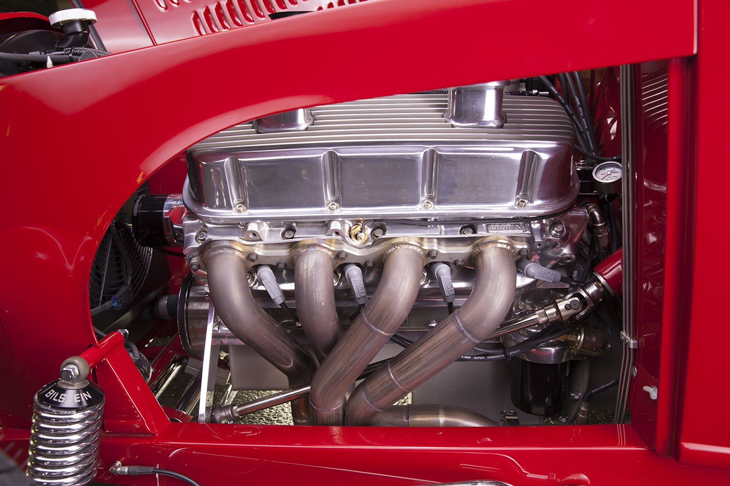 Headers & Exhaust -
