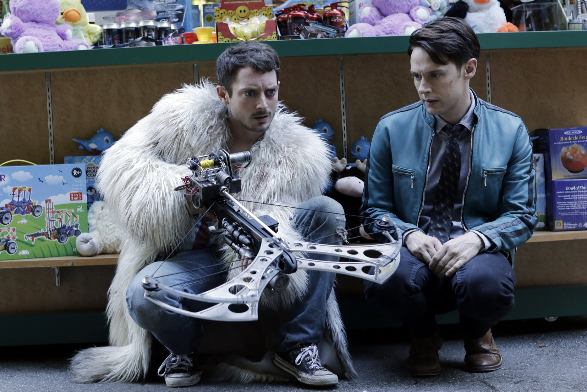 Dirk Gently's Steampunk Taser Crossbow - screenshot