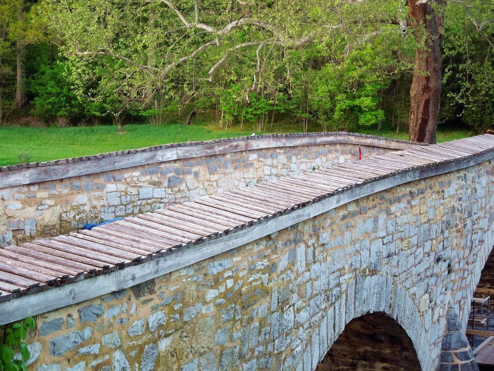 2016 017 MD Antietam NB Under construction Burnside Bridge DS 2016.JPG