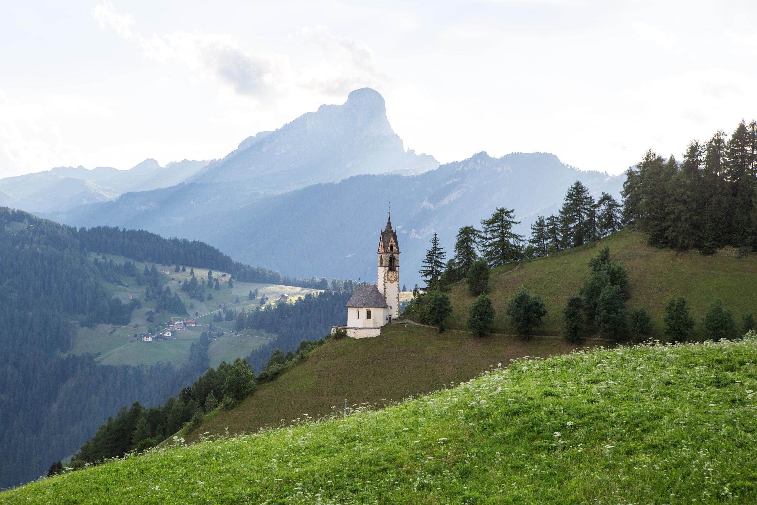La Val Alta Badia