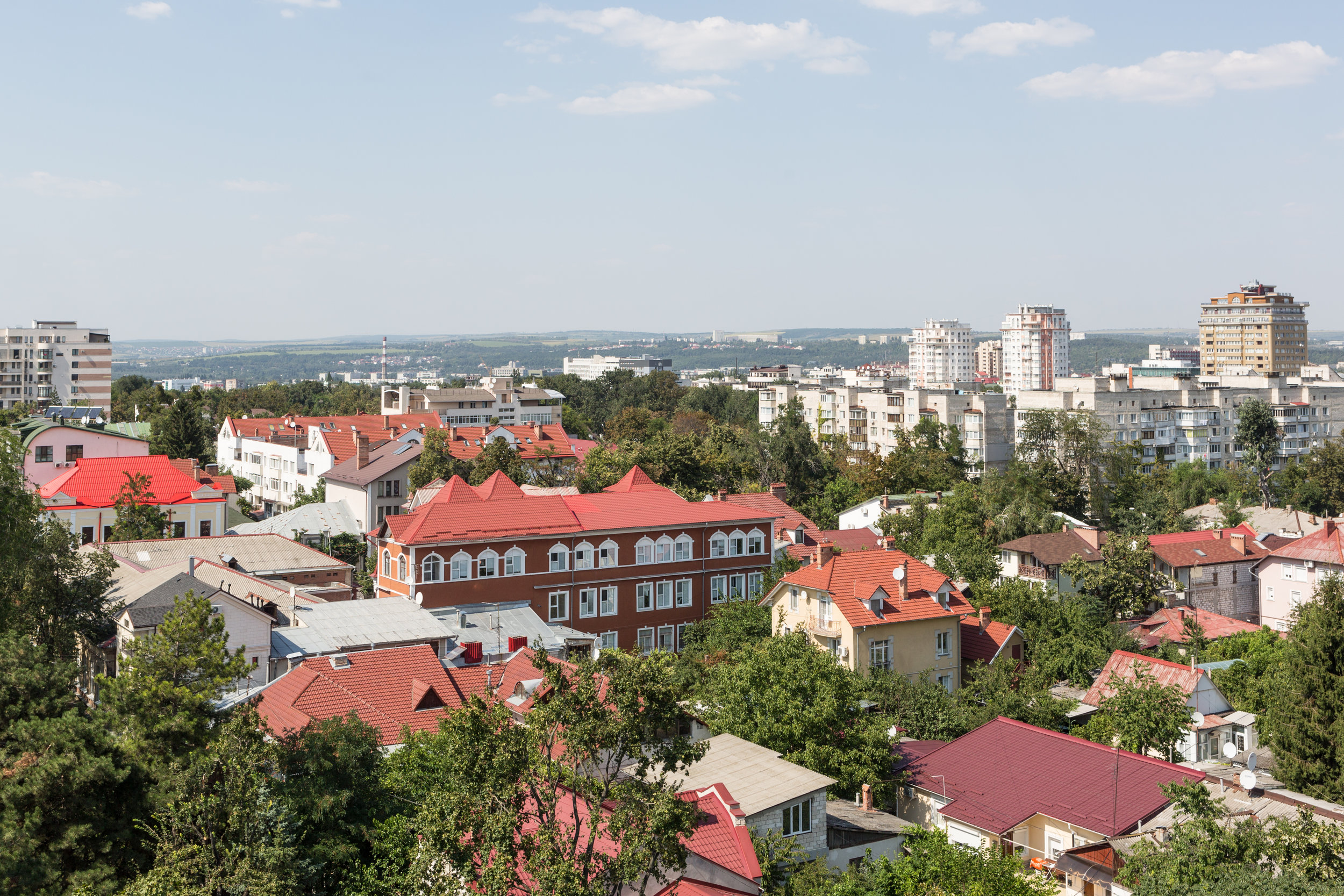 Moldova capital Chisinau